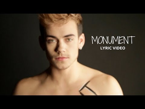 MONUMENT Lyric Video   Wes Tucker