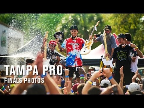 Tampa Pro 2014 Best Trick Contest