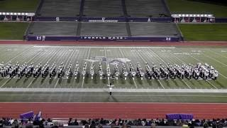 Nacogdoches High School Band 2016 - UIL Region 21 Marching Contest