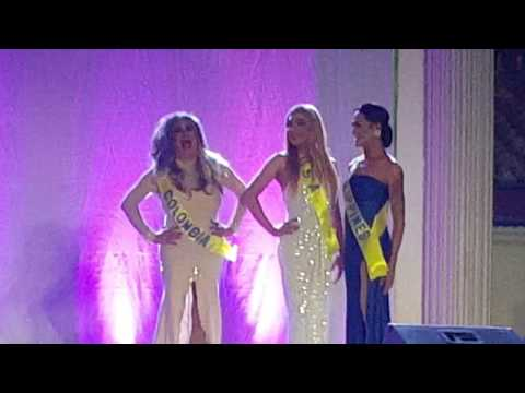 Miss Universe 2015 Pia Wurtzbach Crowning Spoof hahhaha Tawa Muchhh #MissUniverse #Philippines #Pia