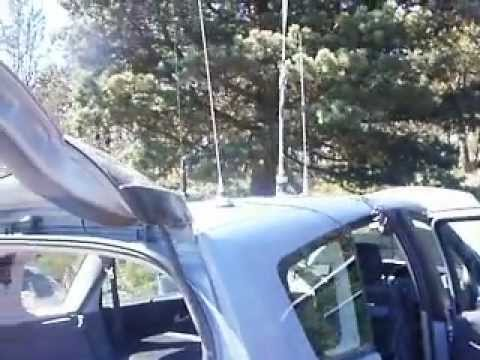 Amateur Radio and Antenna Display ( KEILDER FORREST )