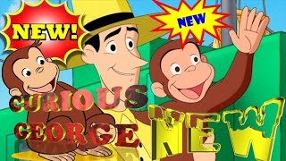 Curious George - I Love Shapes Full Episodes Educational Cartoon Game [HD]