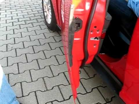 Ford Door Edge Protector T 252 Rkantenschutz Youtube