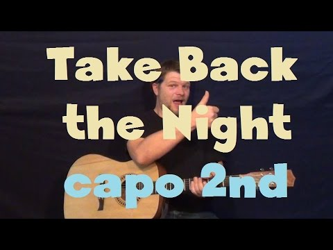 Movie taking back the night