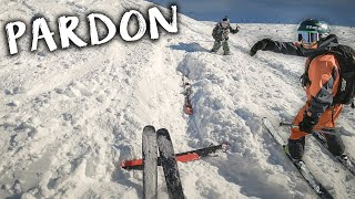 SOUS CONDITIONS - BRUTISODE #49 - Ski freeride