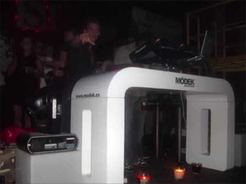DJ Furniture and DJ Booth. MODEK www.modek.es