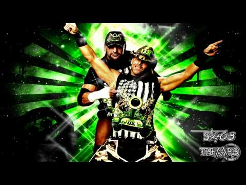 Dx 5th Wwe Theme Song the Kings [high Quality + Download Link] video