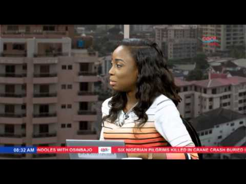 GOOD MORNING NIGERIA - Hospitality And Its Value To Tourism | Cool TV