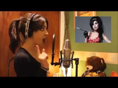 La chica de las 15 voces mirar descrip...