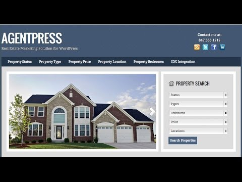 How To Add Listings To AgentPress by Vincent Polisi