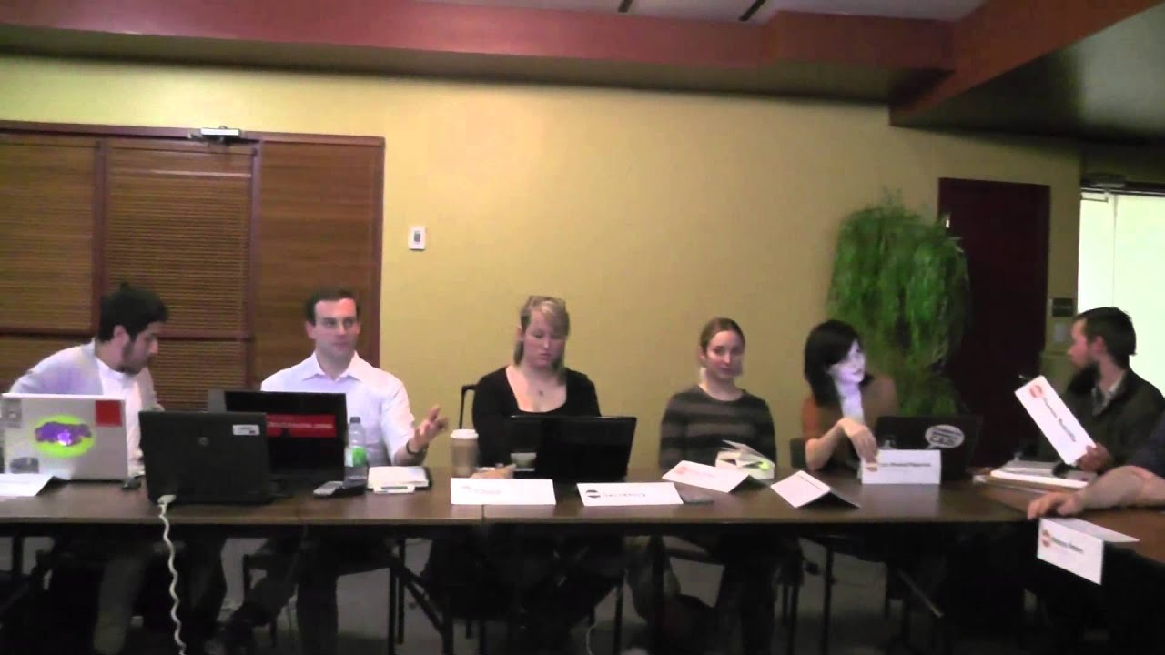 CSU REGULAR COUNCIL MEETING JANUARY 28 2015