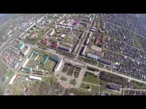 Прыжок с парашютом в г. Канаш