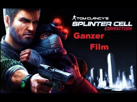 Splinter Cell Convicion FULL MOVIE (Deutsch/German) thumbnail
