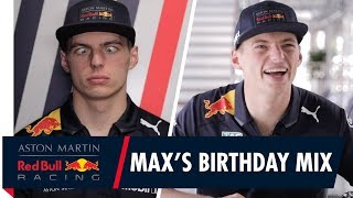 Max's birthday mix |  Our 22 favourite moments from the Max Verstappen archives