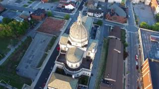 Altoona by drone