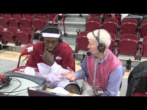 MBB Post Game-Bobby Portis vs Savannah State 12-12-13