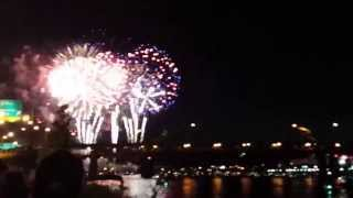 4th of July Fireworks Pittsburgh 2014