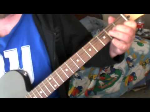 little red rooster, howlin wolf tutorial