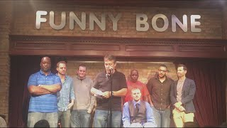 Funny Bone with Ed Burroughs and John DaCosse