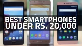 Best Smartphone to buy Under 20000 Rs