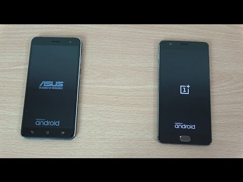 Asus Zenfone 3 vs OnePlus 3 - Speed & Camera Test!