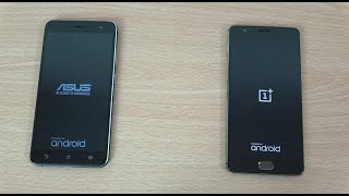 Asus Zenfone 3 vs OnePlus 3 - Speed & Camera Test!