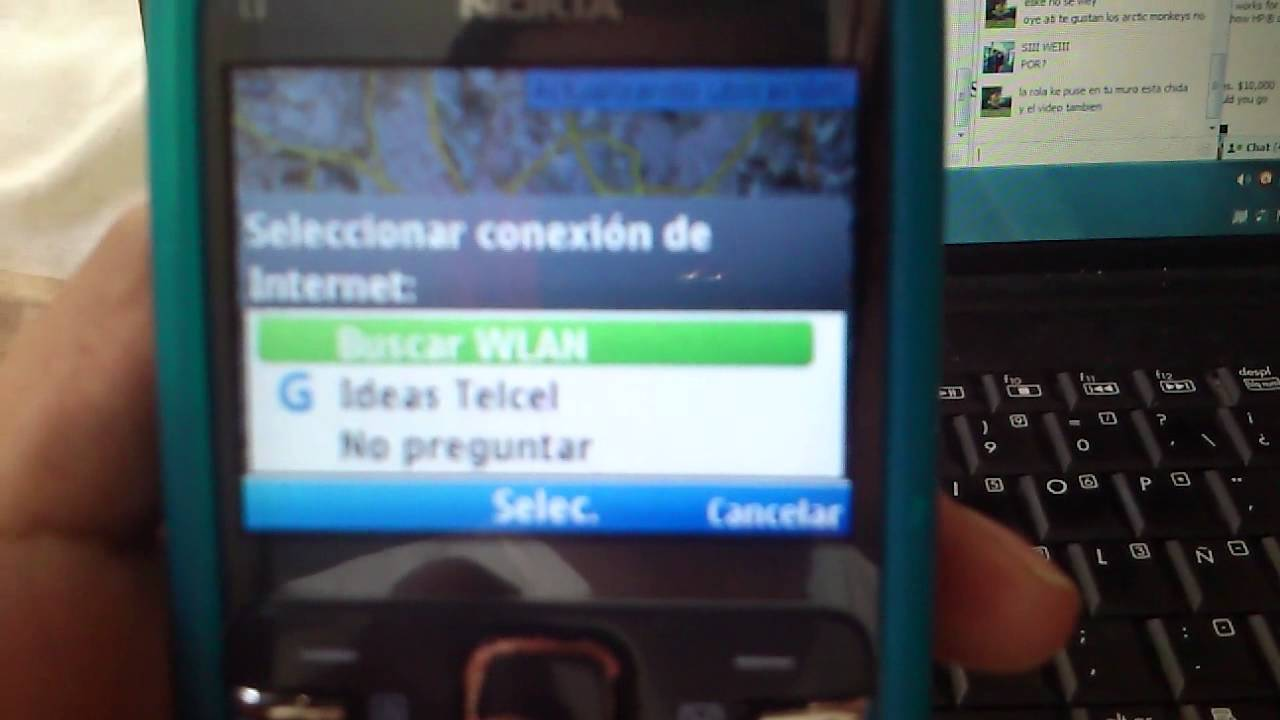 How to Watch YouTube on Nokia C3