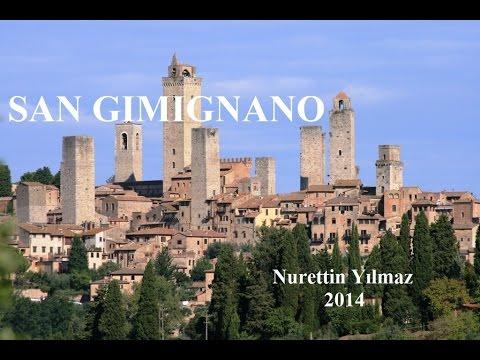 Italy/San Gimignano/Tuscany/Italy (medieval hill town) Part 63/84