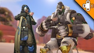 B.O.B. TEA TIME! Overwatch Funny & Epic Moments 671