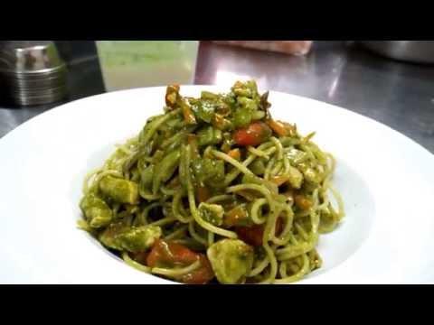 Thirty Seconds: Chicken Pesto TVC