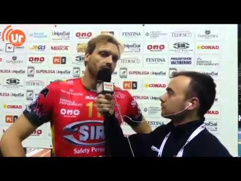 Alberto Elia post Sir Safety Conad Perugia vs Revivre Milano