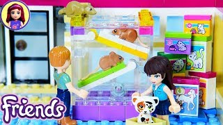 Lego Friends Custom House Renovation - Sophie & Henry's Bottom Floor Revealed!