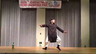 KARATE MAN ~2017沖縄文化芸能派遣事業(アメリカ・ロサンゼルス)~