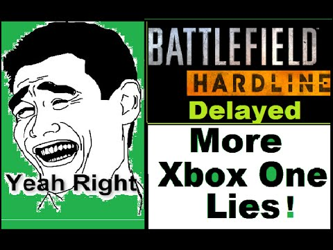 Battlefield Hardline, Dragon Age Delayed.Microsoft is hiding Xbox One sales? PS4 Way Behind Xbox One