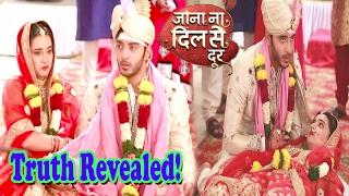Jaana Na Dil Se Door: Vividha Forcefully Marries Atharva   Atharva's Truth Revealed!
