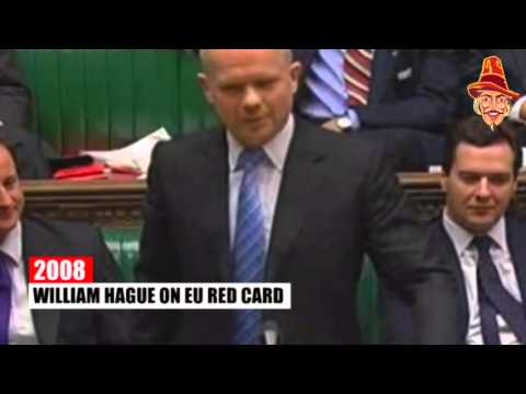 William Hague on The Red Card