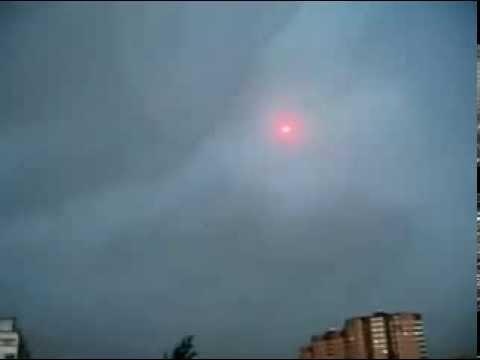 Шаровая молния в домашних условиях