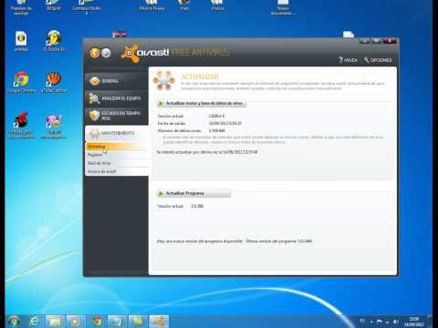 Como Descargar  Avast ! Antivirus Pro Con Licencia Hasta 2038  HD