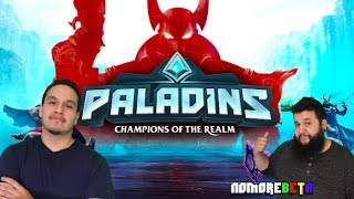 Paladins is perfect to practice for esports!...its crossplay too!