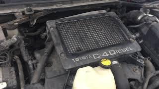 Car recycler parts Toyota RAV-4, II 2000.09 - 2005.11 2.0 D-4D 4WD 85kW