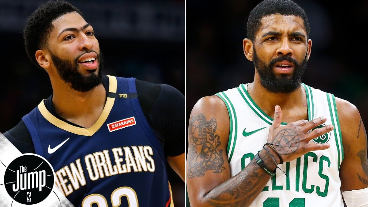 What's next in Anthony Davis trade saga? Celtics or nobody?   The Jump