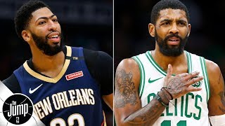 What's next in Anthony Davis trade saga? Celtics or nobody? | The Jump