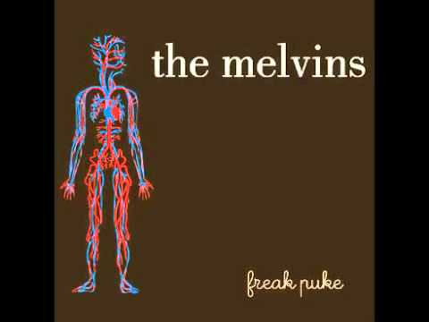 Melvins - 01. Mr Rip Off (Freak Puke 2012) Ipecac/AmRep