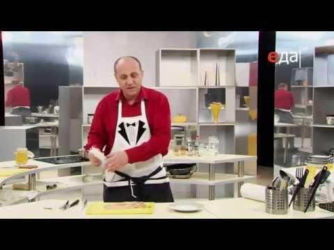 Как поджарить бекон и как выбрать бекон в магазине мастер-класс от шеф-повара / Илья Лазерсон
