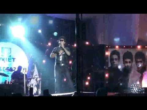 Chalte Chalte (Farhaan Saeed Butt) - Jal Live (BMIET Conoscenza11...