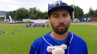 Intervista al pitching coach dell'Italia U12 Alessandro Rosa Colombo