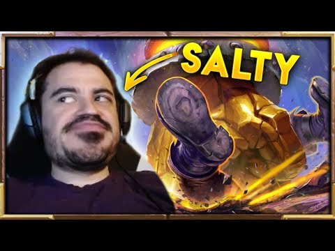 When even your friend gets SALTY | Saltiest Hearthstone Moments Ep.36 | Hearthstone