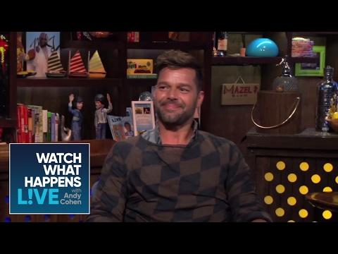 Is Ricky Martin Single? - WWHL