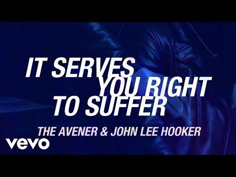 John Lee Hooker - Cool Blues Song He Made Up