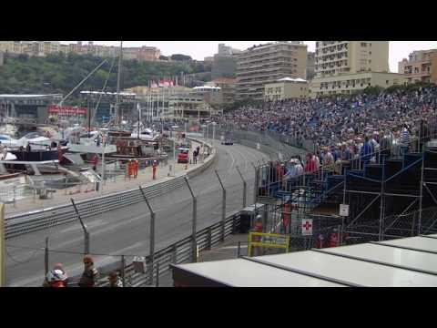 Grand Prix Historique de Monaco 2010. Tribune Z